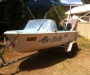 Bargain 12 foot Savage Runabout