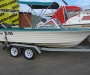 Easyrider 156 Runabout 1997 Evinrude 50 HP