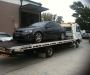 Tilt tray towing service