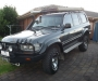 Toyota Land Cruiser 4dr 5 speed manual 4, 5l