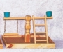 Wooden Play Pan Code 8716
