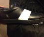 Yves Saint Laurent leather trainers shoes